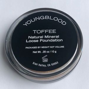 NWT Youngblood Cosmetics- mineral foundati…